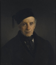 Hayez, Ritratto del conte Giovanni Battista Morosini