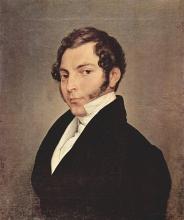 Francesco Hayez, Ritratto del conte Ninni