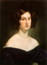 Francesco Hayez, Ritratto della contessa Luigia Douglas Scotti d'Adda
