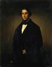 Francesco Hayez, Ritratto di Alessandro Negroni Prati Morosini