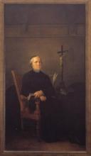 Francesco Hayez, Ritratto di Carlo Calvi