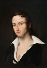 Francesco Hayez, Ritratto di Carlo Della Bianca