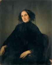 Francesco Hayez, Ritratto di Emilia Morosini Zeltner