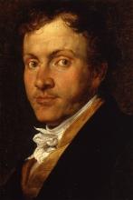 Francesco Hayez, Ritratto di Francesco Roberti