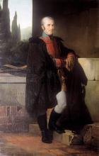 Francesco Hayez, Ritratto di Giovanni Battista Birago