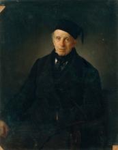 Francesco Hayez, Ritratto di Giovanni Battista Morosini