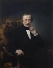 Francesco Hayez, Ritratto di Massimo d'Azeglio