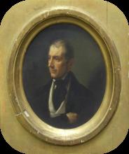 Francesco Hayez, Ritratto di Tommaso Grossi