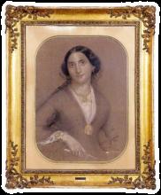 Francesco Hayez, Ritratto di dama