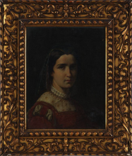 Francesco Hayez, Ritratto di donna