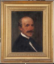 Francesco Hayez, Ritratto di gentiluomo