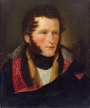 Francesco Hayez, Ritratto di giovane milanese