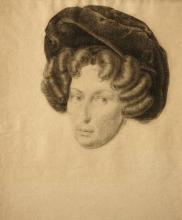 Francesco Hayez, Ritratto di signora