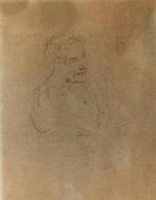 Francesco Hayez, Ritratto di uomo seduto