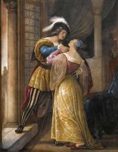 Francesco Hayez, Romeo e Giulietta