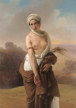 Francesco Hayez, Ruth [1853]