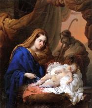 Francesco Hayez, Sacra Famiglia