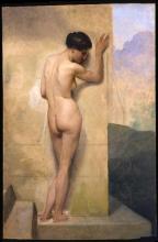 Francesco Hayez, Studio di nudo