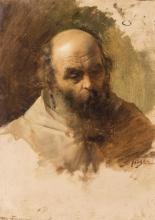 Francesco Hayez, Testa di carattere