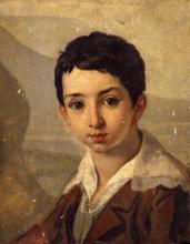 Francesco Hayez, Testa di ragazzo