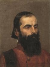 Francesco Hayez, Testa di senatore veneziano