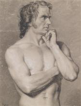 Francesco Hayez, Torso virile