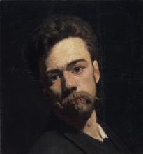 Hodler, Autoritratto | Selbstbildnis | Autoportrait | Self-portrait