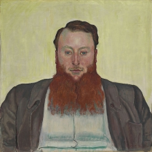 Hodler, James Vibert, scultore | James Vibert, sculptor