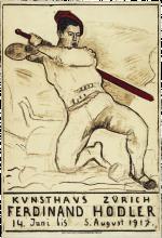 Hodler, Kunsthaus Zürich, Ferdinand Hodler, 14.Juni bis 5. August 1917