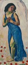 Ferdinand Hodler, La Romanichelle