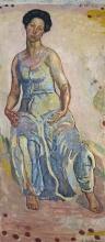 Ferdinand Hodler, Ora santa | Heilige Stunde [1910 circa]