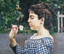 Hodler, Ritratto di Hélène Weiglé [dettaglio].png