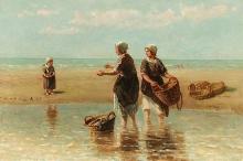 Jozef Israëls, La commissione | The errand