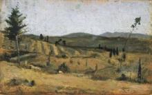 Lega (attribuito a), Paesaggio.jpg