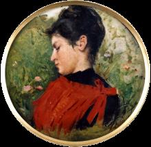 Lega, Il grembiule rosso | The red apron
