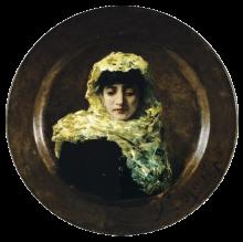 Lega, Ritratto di gabbrigiana | Portrait of woman from Gabbro