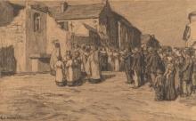Lhermitte, Congregazione di villaggio | Congrégation villageoise | Village congregation