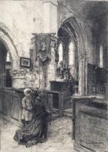 Lhermitte, La chiesa di Saint Eugène | L'église de Saint-Eugène | The church of Saint-Eugène