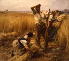 Lhermitte, La mietitura | La moisson | Harvest