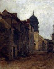 Lhermitte, Rue Haute de Mont Saint Père