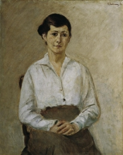 Max Liebermann, Käthe Liebermann – La figlia dell'artista | Käthe Liebermann – Die Tochter des Künstlers | Käthe Liebermann - La fille de l'artiste | Käthe Liebermann - The daughter of the artist