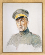 Liebermann, Ritratto di Harry Graf Kessler | Porträt Harry Graf Kessler | Portrait of Harry Graf Kessler