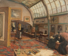 Liebermann, Studio del pittore.jpg
