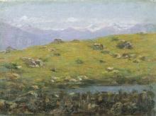 Emilio Longoni, Laghetto alpino