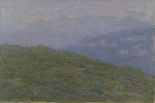 Emilio Longoni, Paesaggio alpino