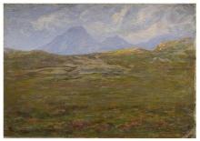 Emilio Longoni, Paesaggio