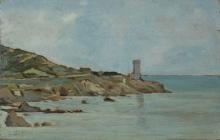 Manaresi, La torre di Calafuria.jpg