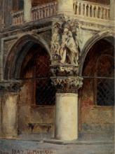 Manaresi, Scorcio del Palazzo Ducale, Venezia.png