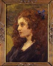 Mancini (attribuito a), Ritratto di donna.png