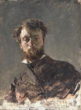 Mancini, Autoritratto | Self portrait